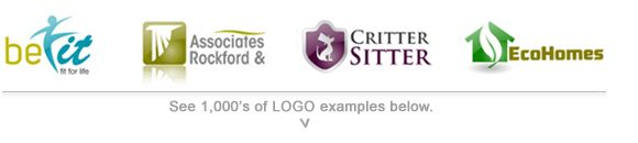 Free Logo Design w/ Online Logo Maker Software | www.LogoGarden.com