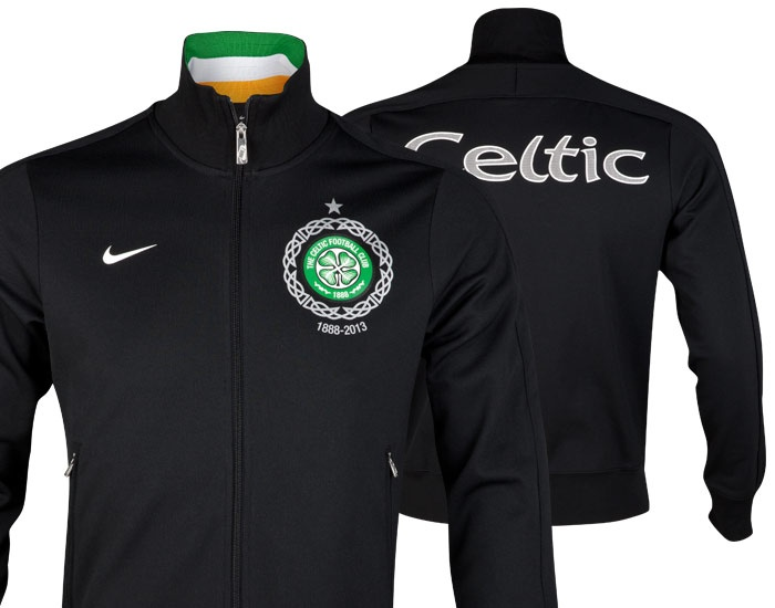 Celtic FC N98 Jacket..I like this. I like this a lot. Arsenal and Celtic both have nice N98 Jackets.
