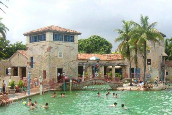 Coral Gabbles et Venitian Pool | Miami, tout savoir !