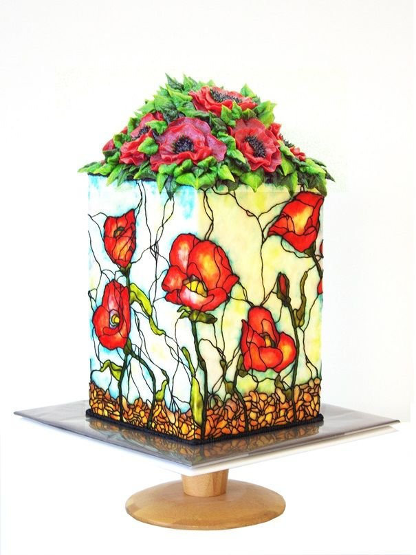 PORTFOLIO | Queen of Hearts Couture Cakes | Multi Award Winning Masters of BUTTERCREAM Art!