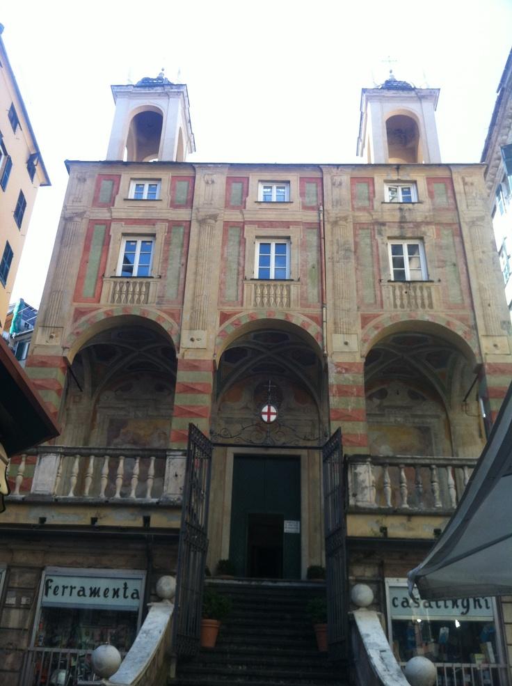 Chiesa San Pietro in Banchi #genova