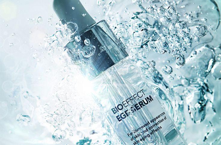BIOEFFECT y su línea de productos para el cuidado de la piel son los primeros en contener activadores celulares EGF (factor de crecimiento epidérmico) basados en las plantas. Éstos son producidos en cebada, usando tecnología genética avanzada.