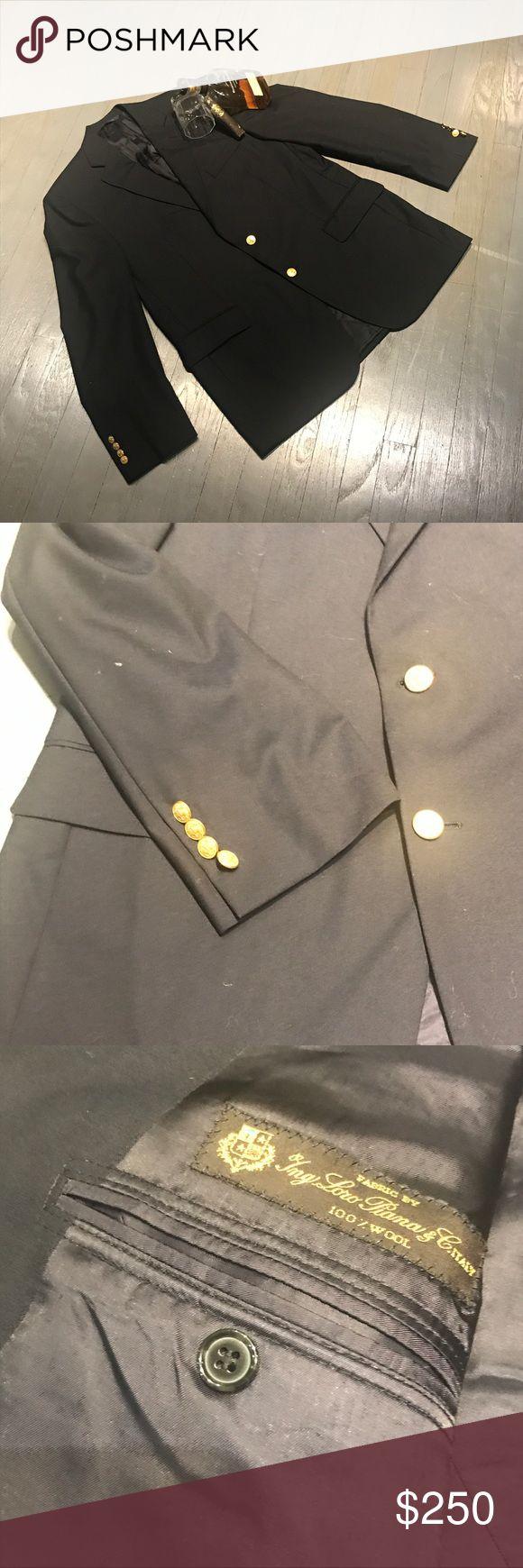 Brooks Brothers 1818 Madison Gold Button Blazer Brooks Brothers 1818 Madison Navy Blue Gold Button Blazer Brooks Brothers Suits & Blazers Sport Coats & Blazers