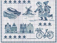 Image result for kruissteek patronen nederland