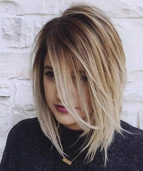 2016 haircuts ideas pictures will be shared with you that are tried by these Celebs. You can also opt these 2016 haircuts to look ravishing like that of them.
