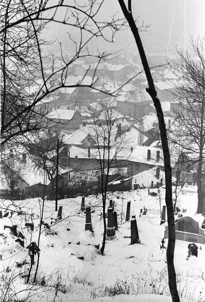 Egy csepp retro: Havas fotókon a régi idők Miskolca | BOON