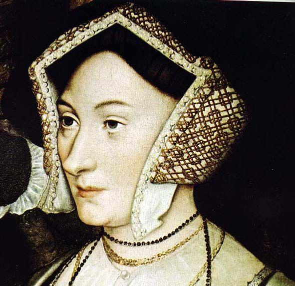 Margaret Roper, Thomas Mores dotter. Hon har fått en lika omfattande utbildning som sina bröder, vilket innebär insikter i klassisk historia, filosofi och litteratur. Hon kommer att bli en av sin tids mest lärda kvinnor.
