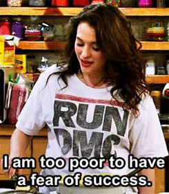 Two Broke Girls / 2 Broke Girls / 2BG / TBG - Max Black - quote - screencap