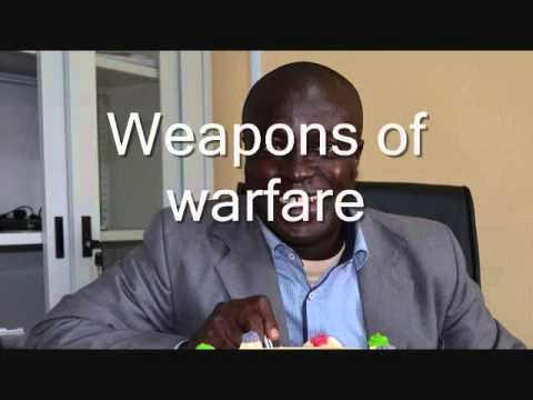Warfare prayers: What are our weapons of spiritual warfare?