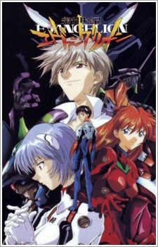 Neon Genesis Evangelion recommended by Yahoo Answers