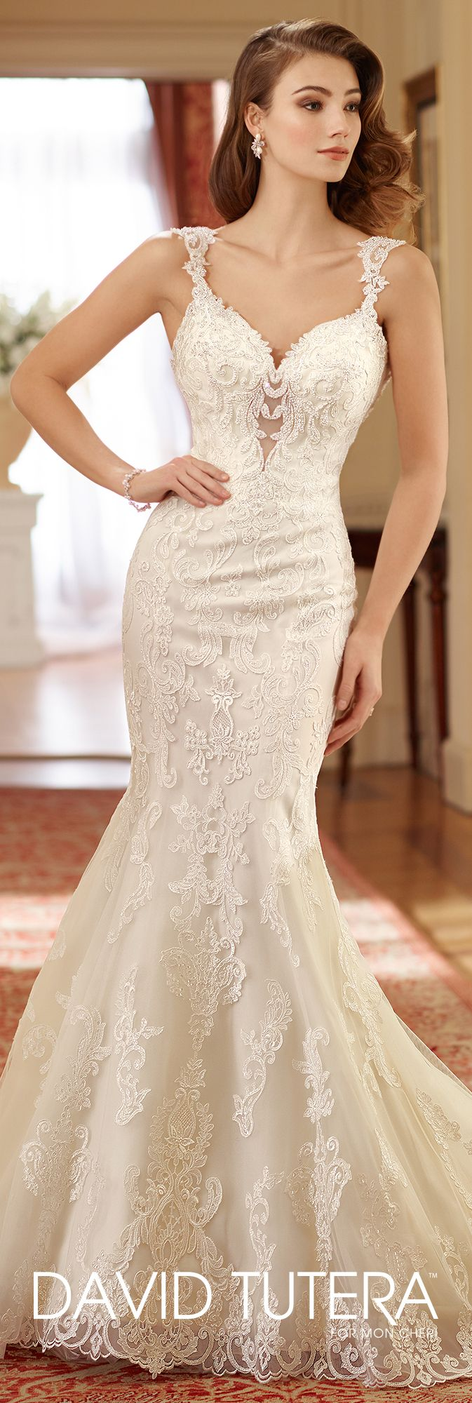 43 best David Tutera images on Pinterest | Short wedding gowns ...