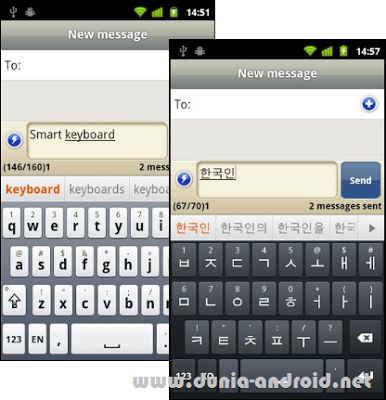 Smart Keyboard Pro Apk terbaru