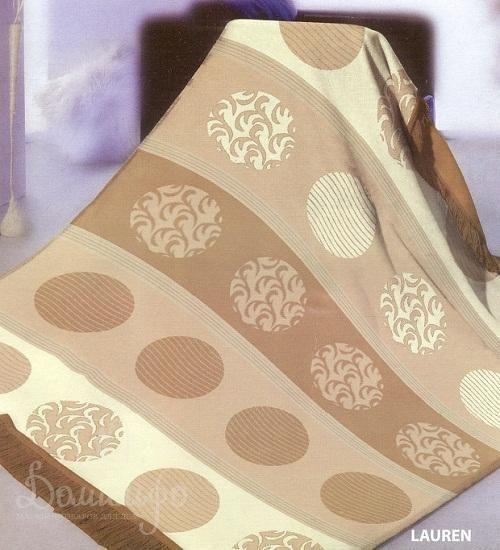 Плед LAUREN 200х220 от Arya (Турция) - купить по низкой цене в интернет магазине Домильфо
