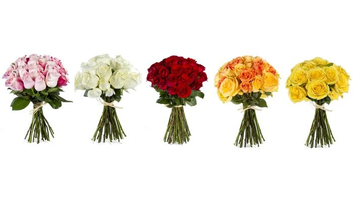 rose delivery service! fresh roses to your door each month