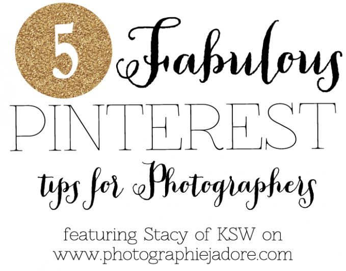 5 Pintastic Tips for Photographers and business. I especially like #4!