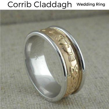 64 Best Claddagh Images On Pinterest Claddagh Wedding