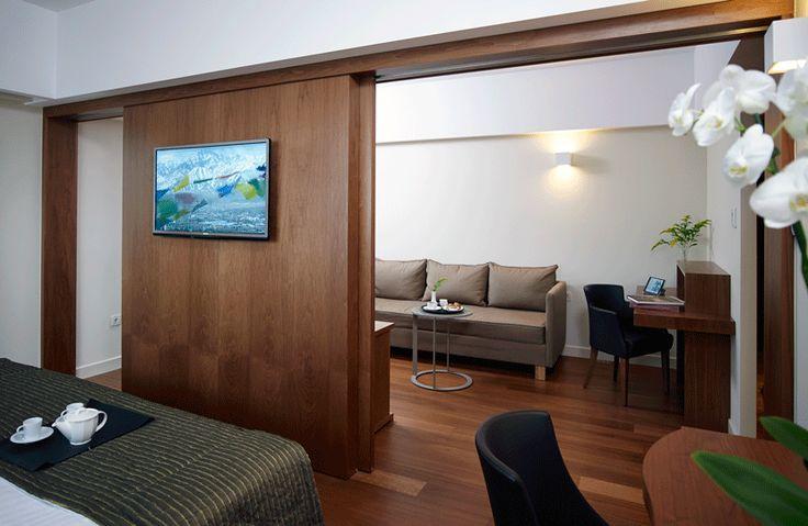 Executive suite of #SamariaHotel! #Crete #Chania