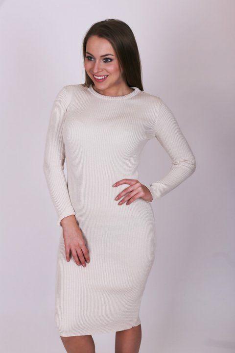 Kadın Bej Elbise