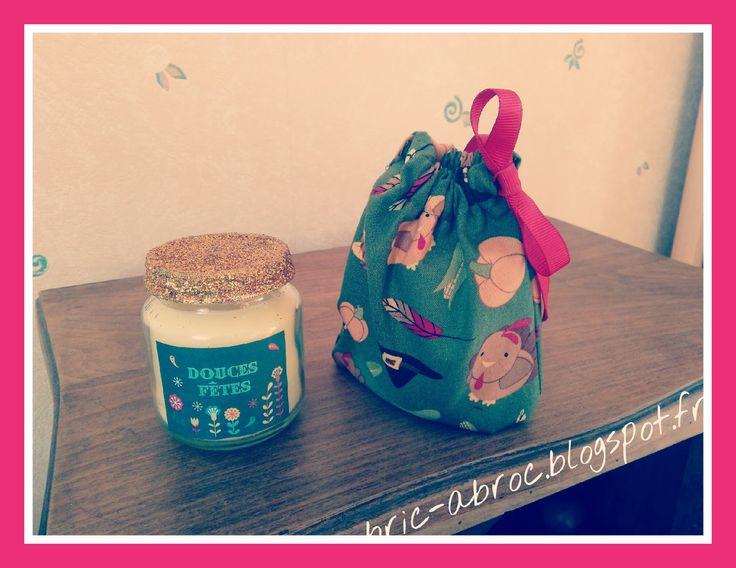 Un tuto pour des cadeaux sympa, facile à faire et avec avec un petit budget!