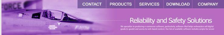análisis de confiabilidad -FTA - RAM COMMANDER http://www.reliability-safety-software.com/products/product_ramc.htm