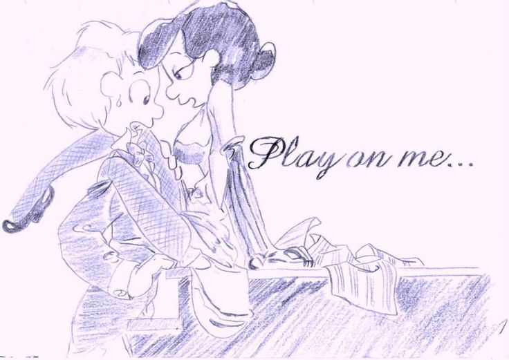 PLAY ON ME My own tribute to M.Shulz