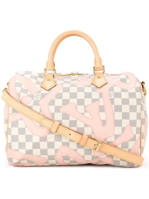 fe5d2baaf86 Louis Vuitton Vintage Speedy Bandouliere 30 2-way Tote in 2019 ...