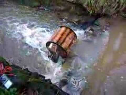 Waterwheel Camping Backyard Outdoors Pinterest