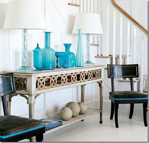 Things That Inspire: Design element: Spheres in interior design