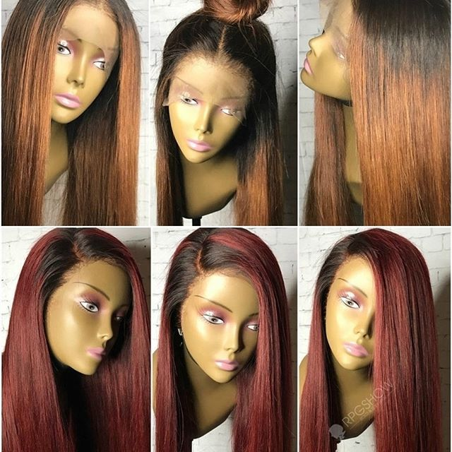 Full Lace Wigs & Lace Front Wigs | RPGSHOW - Bold & Sexy Hair
