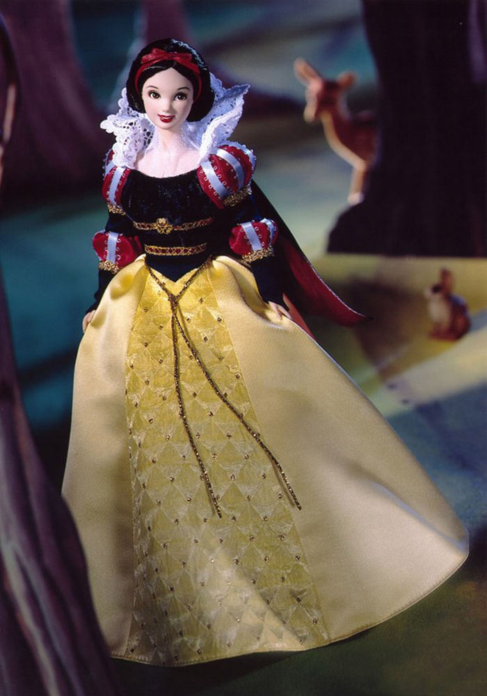 Enchanted Princess Snow White by Mattel, 2000