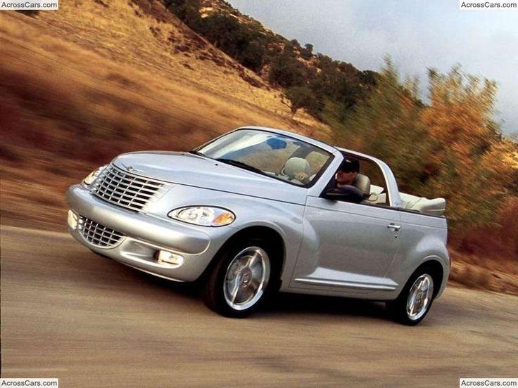Chrysler PT Cruiser Convertible (2005)