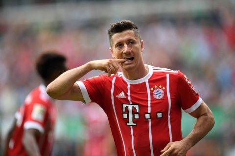 Werder Bremen 0-2 Bayern Munich