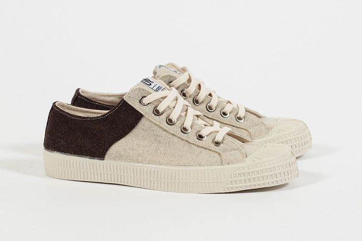 London-based brand Universal Works has teamed back up with Novesta Shoes for a second season of re-worked Star Master sneakers.