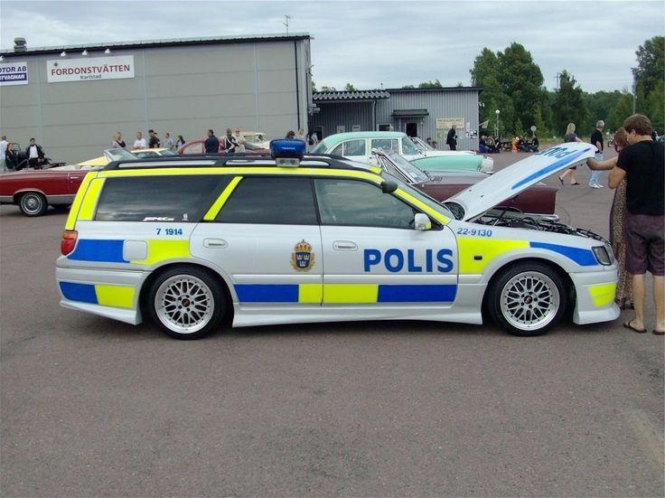 Nissan Stagea Police Car Quot Photoshop Quot Ve 237 Culos Da Policia