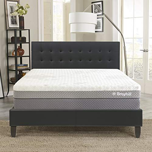 Broyhill Cube Adjustable Contouring Microtec Gel Memory Foam