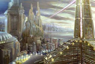 Utopia towards Eutopia or endlessly Dystopia? Not one but three critical aspects? Ουτοπία ή δυστοπία ; Η μελλοντική πόλη στην ουτοπική θεωρεία, στην κινηματογραφική επιστημονική φαντασία και στη σύγχρονη πραγματικότητα : Πόλεις και Πολιτικές