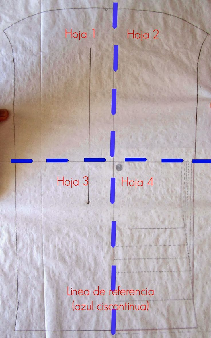 Sentarse a Coser: Patrones digitales: Olvídate de cortar y pegar