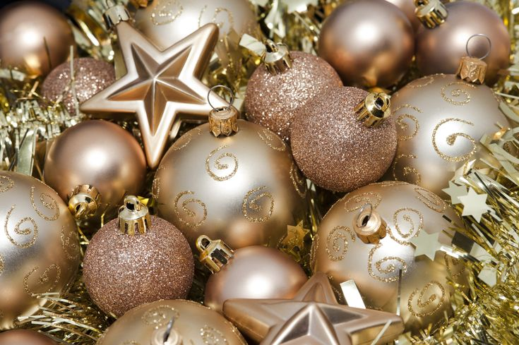 Gold Christmas Holiday Decorations Stars - Discover other terrific Christmas decorations!