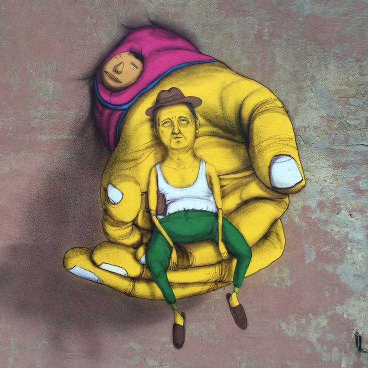 Festival Vilnius Street Art | Site Oficial OSGEMEOS - projetos e novidades