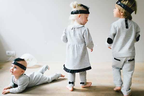 Bow Tie legging - Stone #kids #clothes #fashion #dress #baggy #pants #legging #baby #fun