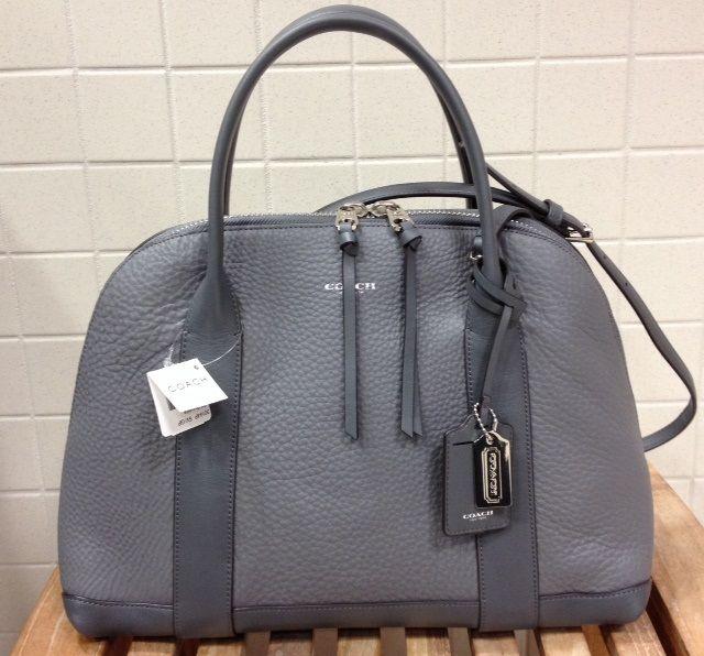 coach handbags bllecker preston 2014 | Reveal! Bleecker Preston Satchel in Graphite
