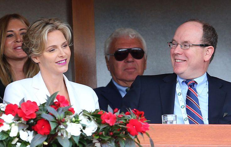 Princesa Charlene do Mónaco está grávida - Caras
