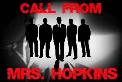 Call From Mrs. Hopkins - http://www.astralperceptions.com/2017/12/call-from-mrs-hopkins.html - aliens, government, Men In Black, MIB, strange encounters, UFOs, unexplained phenomena, eyewitness account, unknown beings,