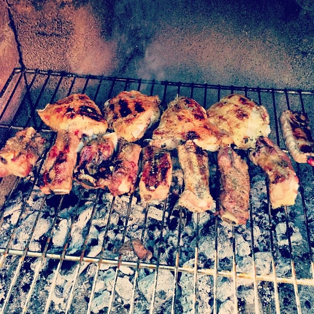 Ciccia alla brace #pisa #igerspisa #food #fire #italianfood #speciality #barbecue #pisa #steak #tuscanygram #tuscany | by antoniocassisa