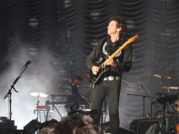 Cerati nos dio dos horas y media de rock, electrónica y new wave y estuvo de muy buen humor.
