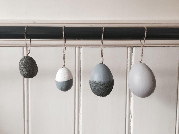 Modern Easter Eggs 2016