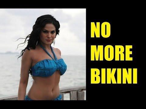 Veena Malik says NO to BIKINI's - MUST SEE.