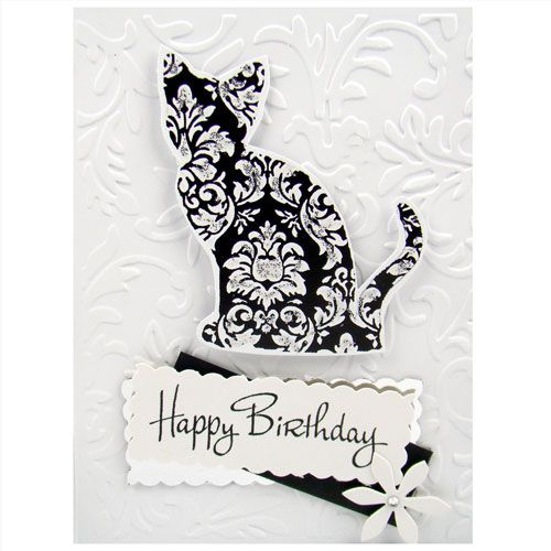 Best 25 Cat cards ideas – Birthday Cards Cats