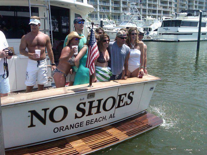 No Shoes Kenny Chesney The Wharf Orange Beach Orange