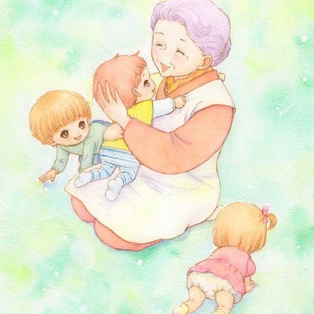 先日発売になった「ありがとう、おかあさん」という雑誌に掲載された新作漫画「おかあさん始めました」の表紙です。仕事ではデジタルで描くことが増えたのですが、これはアナログでという依頼で。見た人がほっこりしてくれたらいいなと思いながら描きました(*^o^*) #こども #child #イラスト #illustration #painting #イラストレーション #watercolor #水彩 #オリジナル #manga  #漫画 #もとpfukudamotoko2017/04/21 16:45:31